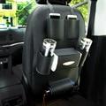 Genuine leather Multi-function car seats backpack Car Accessories For BMW F10 E60 520i 525i 528i 535i 530i 2008-2015 2016