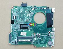 цена на for HP 15-F010DX 782103-501 UMA i3-4010U DA0U83MB6E0 Laptop Motherboard Mainboard Tested