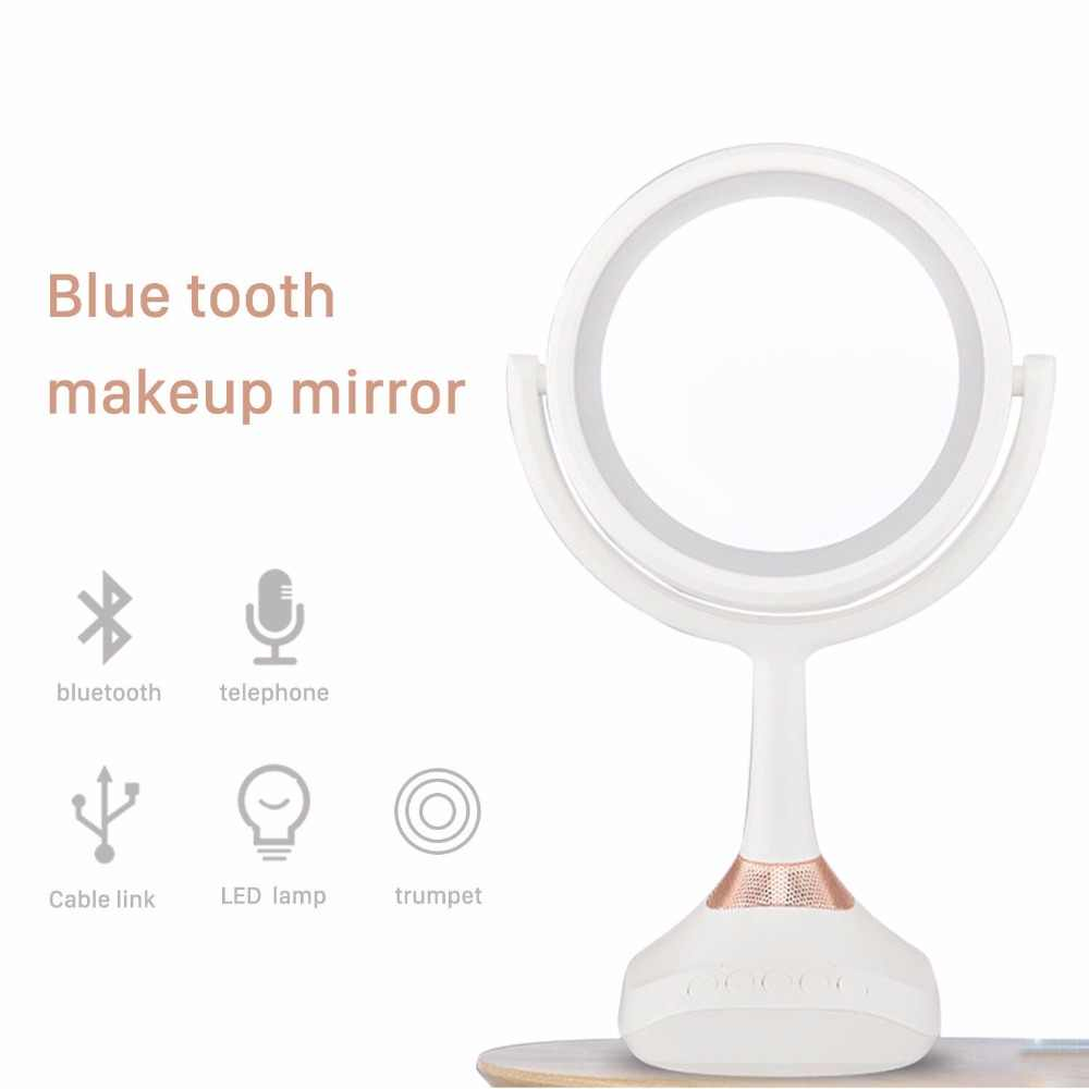 5X vanity mirror with lights Magnifying LED Double Sided