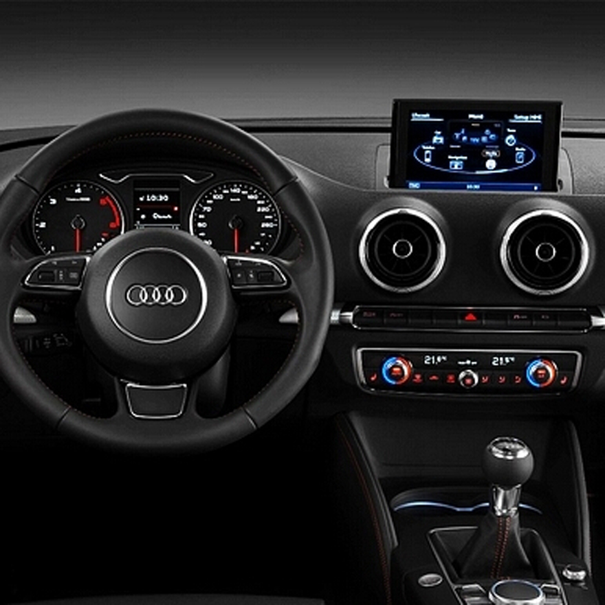 Best Quality ! Automatic switching Rear-view camera Input For Audi A3 8V