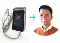 Medical Use Noninvasive Low Level Laser Therapy Sinusitis Allergic Rhinitis Apparatus