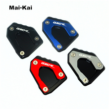 MAIKAI For BMW G310R G 310R 310 R 2017-2018 Motorcycle Kickstand Extension Plate Foot Side Stand Enlarge Pad