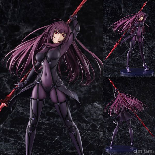 Fate/Grand Order Lancer Scathach 1/7 Scale Pre-Painted Figure Collectible Model Toy le fate топ