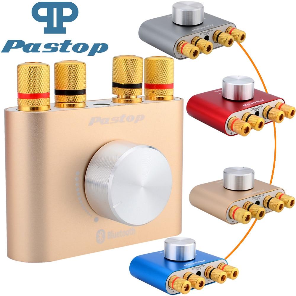 2018 Nouveau Bluetooth Audio Récepteur F900 Bluetooth Amplificateurs Home Hifi Stéréo Puissance AMP 50 W + 50 W Avec Puissance Adapter-10000693_G