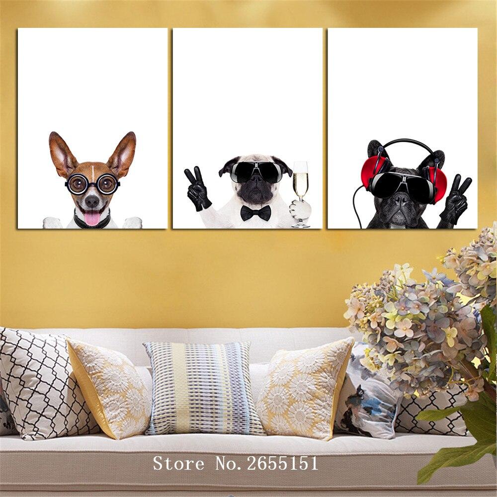 Amazing Dog Themed Wall Decor Pattern - Wall Art Ideas - dochista.info