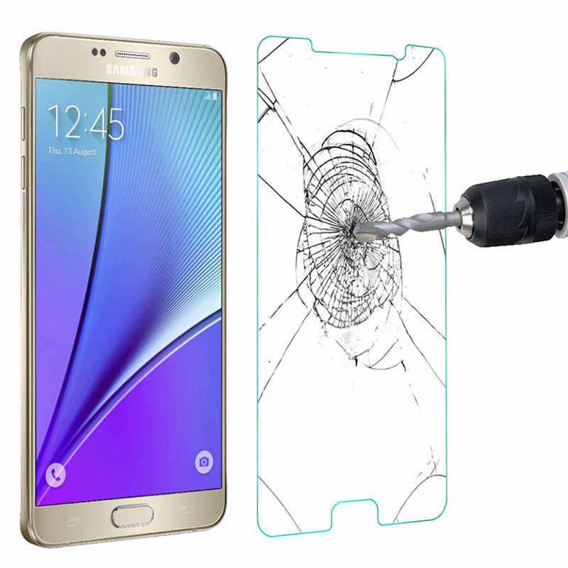 FQYANG 0.26mm 9 H Tempered Glass Đối Với Samsung Galaxy G360 G530 G355 S5 S4 S3 mini J7 J5 J2 thủ Bảo Vệ Màn Hình Cường Lực Phim