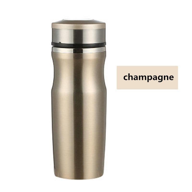 Auto 12 V/24 V voiture chauffage tasse voitures bouilloire voiture électrique Thermos eau bouillante & café & thé & lait bouteille Auto accessoires