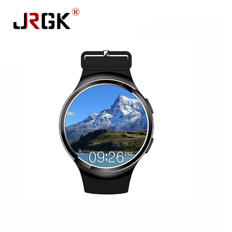 X3 bluetooth smart watch android 5.1 mtk6580 quad core 1 gb + 8 gb k9 smartwatch