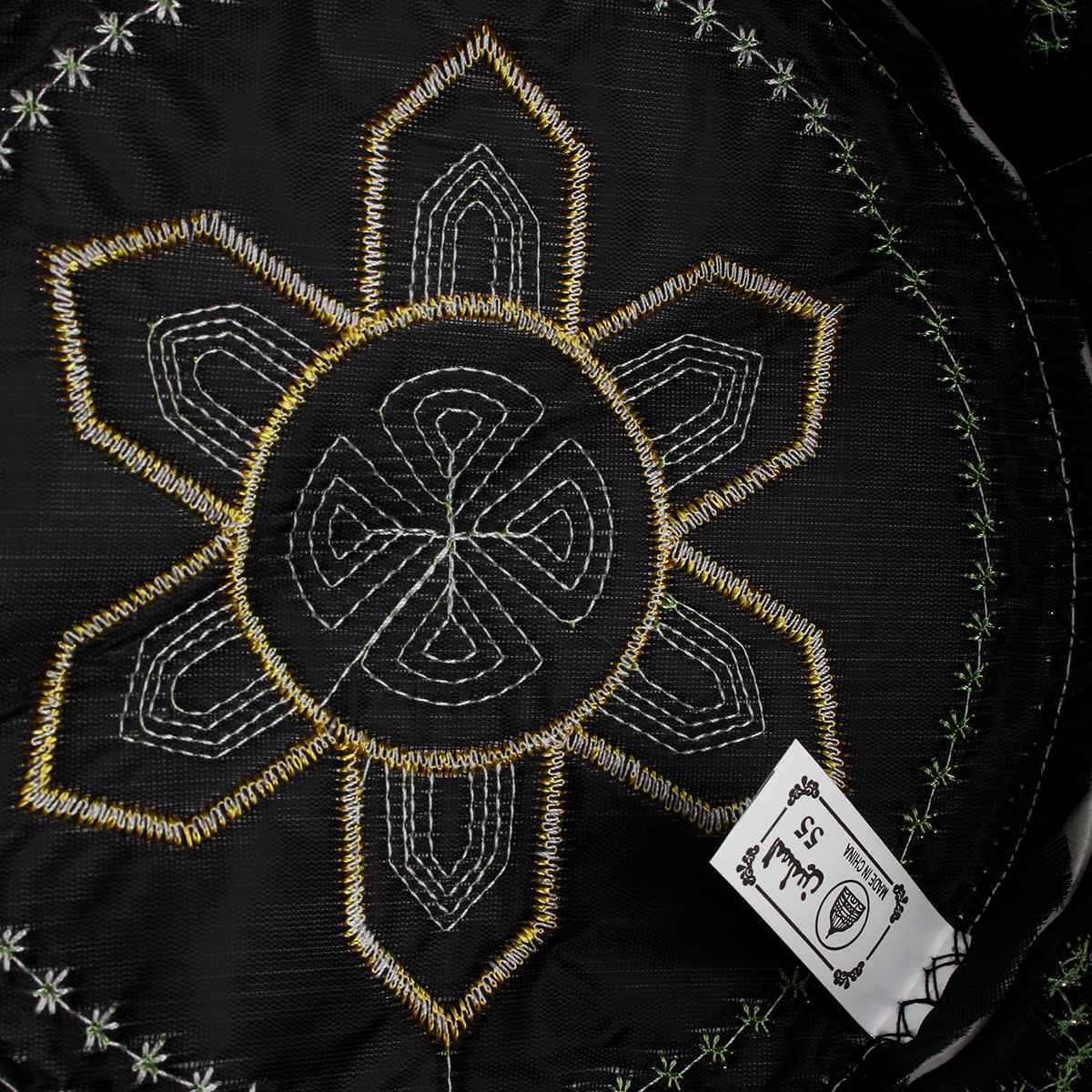 แฟชั่นมุสลิมอิสลามสวดมนต์หมวกภาษาสวีดิชคำหมวกชายมุสลิมหมวกอินเดียหมวก Topi Kufi รอบหมวก Eid Ramadan Pray Dropshipping 2019