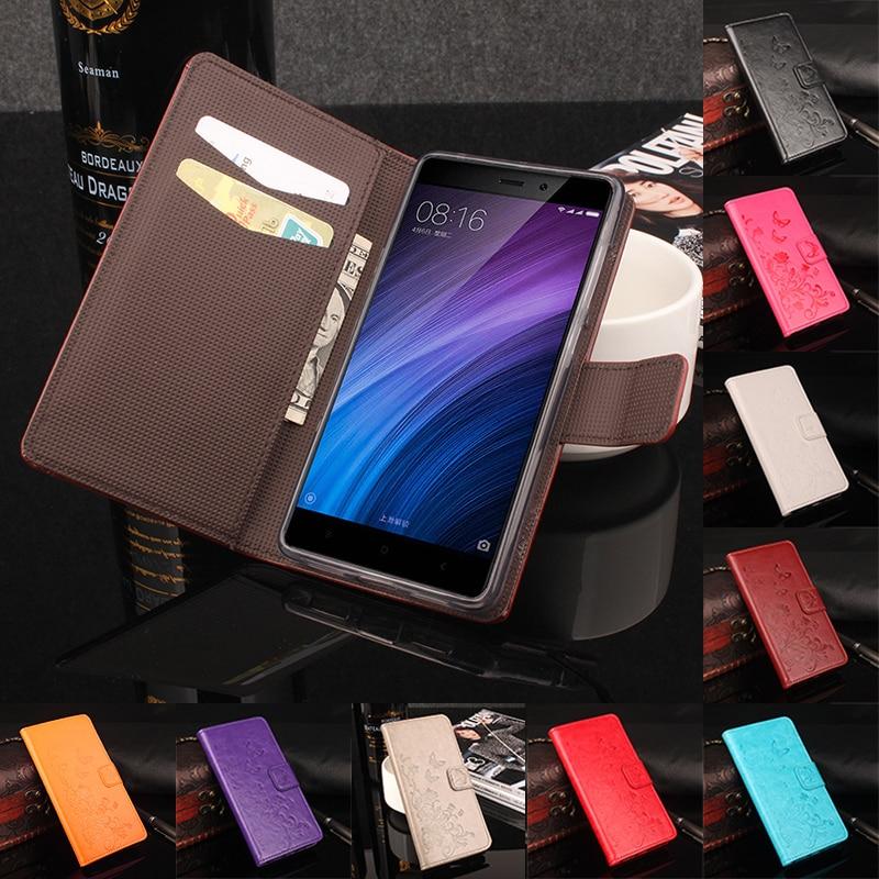 para Xiaomi Redmi 4 Pro Funda con billetera Funda con tapa de lujo - Accesorios y repuestos para celulares - foto 5
