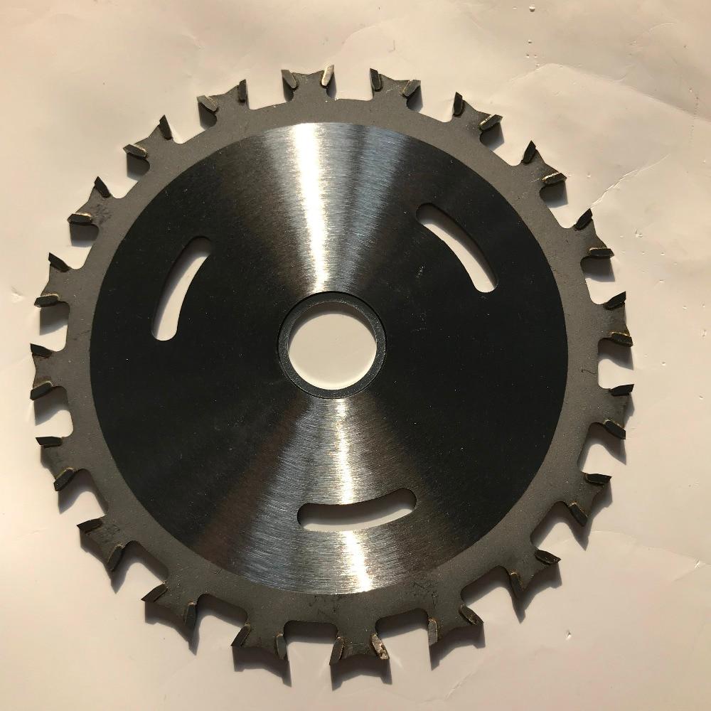 Free Shipping 110*1.8*20*40T Wood Cutting Double Head Tct Saw Blade Metal Cutting Saw Blade For Hard Wood Thin Iron Plastic Cut