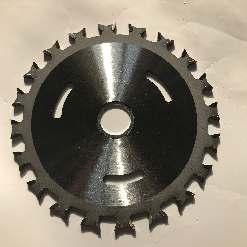 Free Shipping Of 1PC 110*1.8*20*40T Double Sides Tipped Carbide TCT Saw Blade For Hard Wood Thin Iron Plastic General Purpose