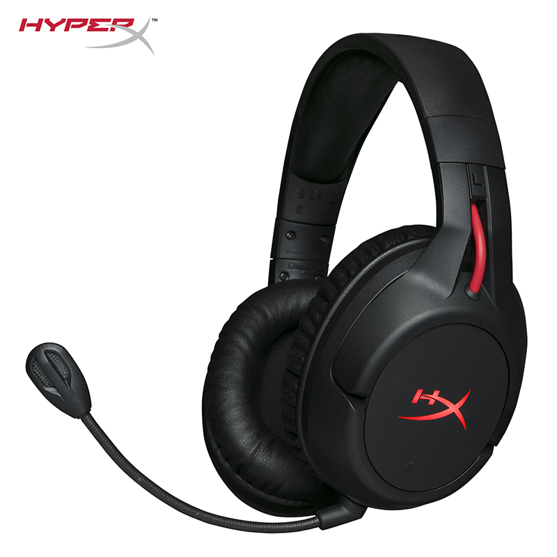 HyperX Nuage Vol Gaming Headset soutien un 3.5mm filaire audio connexion Casque Multifonctions Super confortable