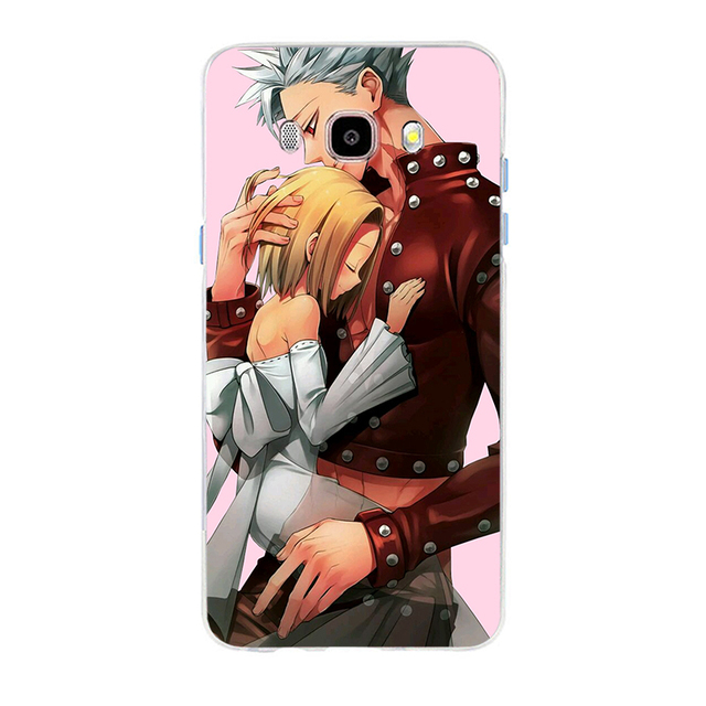 Seven Deadly Sins Phone Case for Samsung