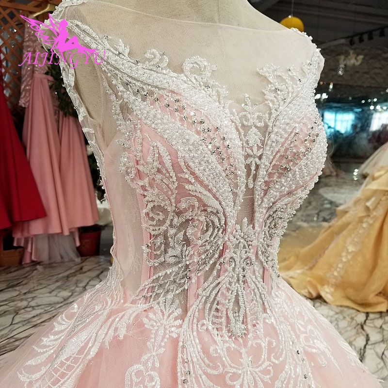 Popular Wedding Gowns: AIJINGYU Wedding Dresses Gown Egypt Long Tail Ball Colors