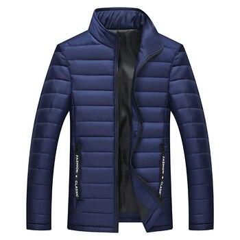 Autumn Winter Man Jacket soft Casual Men`s Windbreaker Jackets 1