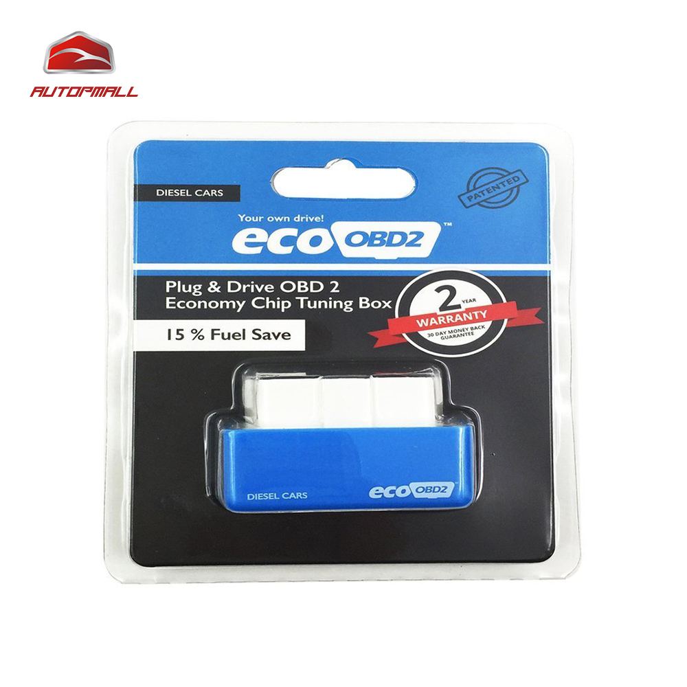 ecoobd2 diesel car chip tuning box eco obd2 economy plug. Black Bedroom Furniture Sets. Home Design Ideas