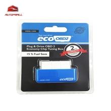 EcoOBD2 Дизельных Автомобилей Чип-Тюнинг Box ECO OBD2 Экономики Plug & Drive ЭКЮ Переназначить Инструмент До 15% Экономии Топлива OBDII Диагностический инструмент