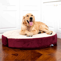 Съемный моющийся питомник двойного назначения раскладной диван, матрас кровати мат собака мягкие подушки гнездо собака дом Mascotas ПЭТ питани