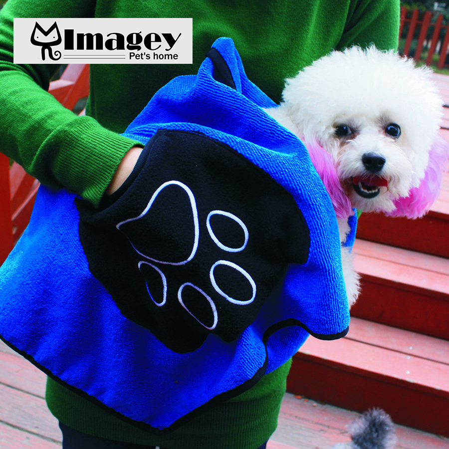 Dog Cat Cleaning Necessary Pet Drying Towel Ultra ...
