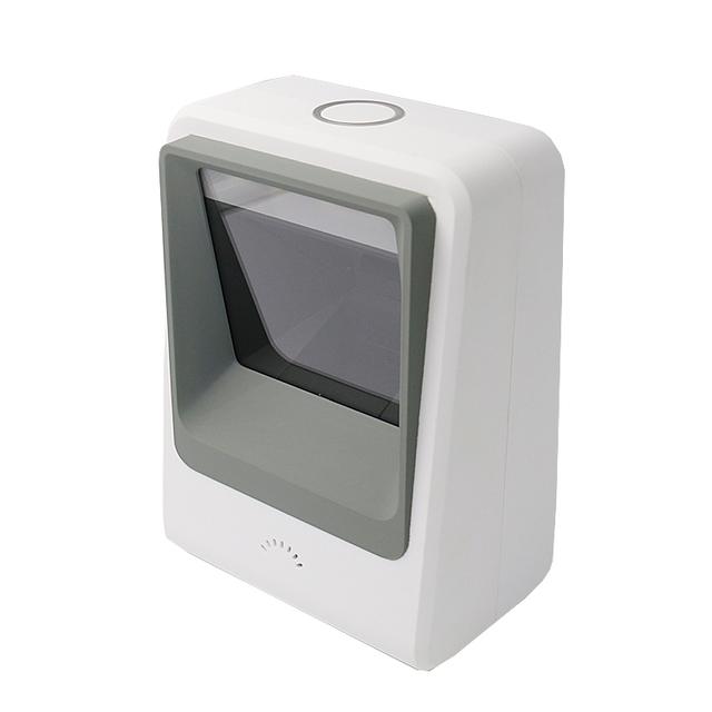 QR Code Scanner USB Barcode Reader Omni Directional Scanner 2D Scanner