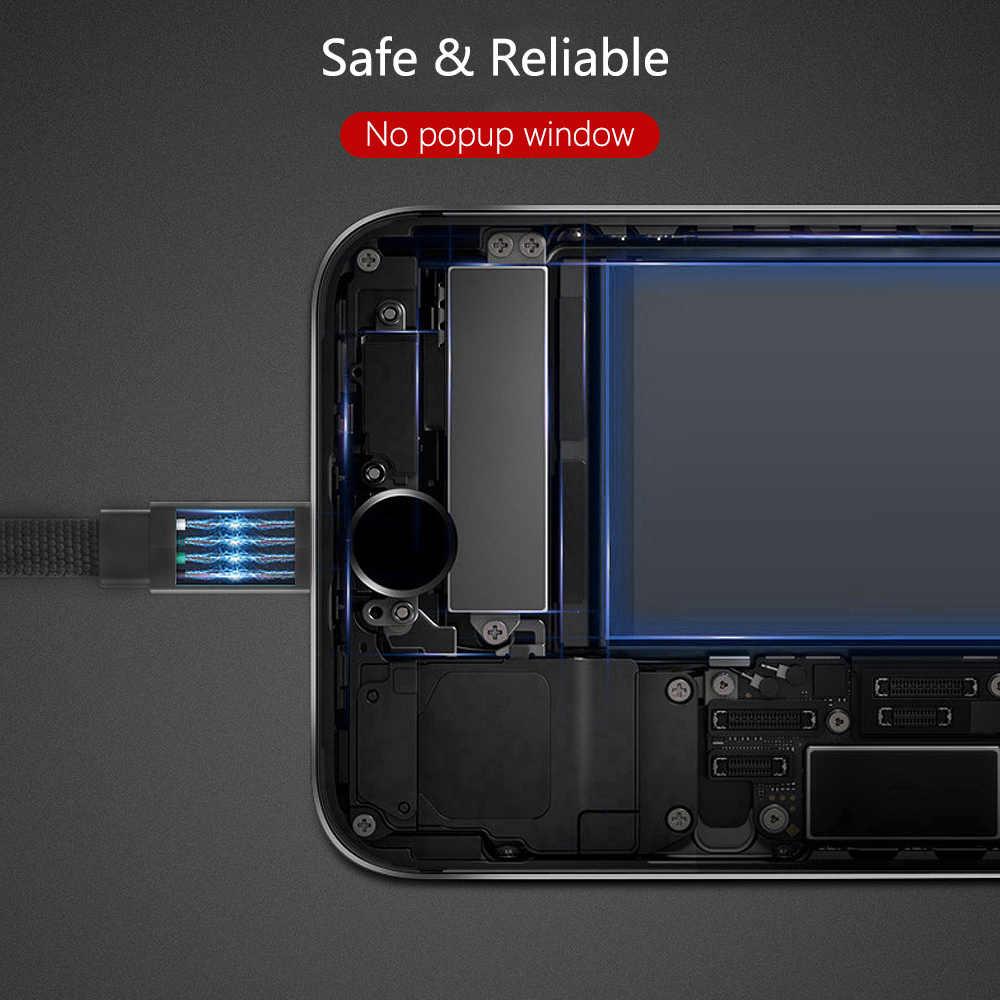 FBYEG 急速充電 3A Usb タイプ C ケーブルマイクロサムスン Iphone のデータ同期コードワイヤー高速充電携帯電話ケーブル