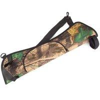 Wholesale 5X Portable Archery Quiver Arrow Holder Bow Back Side Waist Hanging Buckle Zip Pocket 58*17 cm