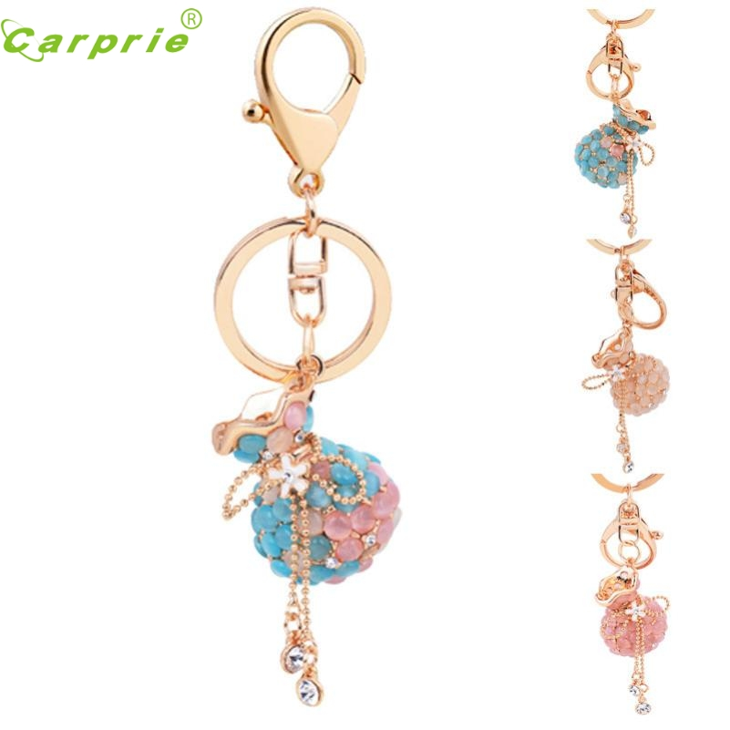 New Arrival Genuine Women and Grils Opal Keychain/car Key Pendant