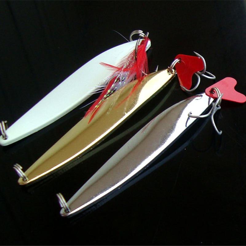 2PC Swimbait Fishing Lures Bass Artificial Jig Baits Peche Long Shot 6.5 cm Wobbler Carp TackleTreble Hook Spinner Gear