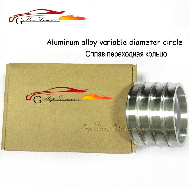 Gallop Domain 4pieces/lot 65.1-54.1 Hub Centric Rings OD=65.1mm ID= 54.1mm Aluminium Wheel hub rings Free Shipping Car-Styling