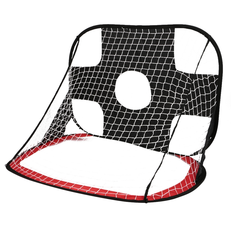 Portable Folding Children Football Goal Door Set Football Gate Outdoor Sports Toys Kids Soccer Door Set