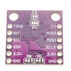 1PC CJMCU-90393 MLX90393 Digital 3D Hall Sensor Displacement Angle Rotate 3D Position Board Module
