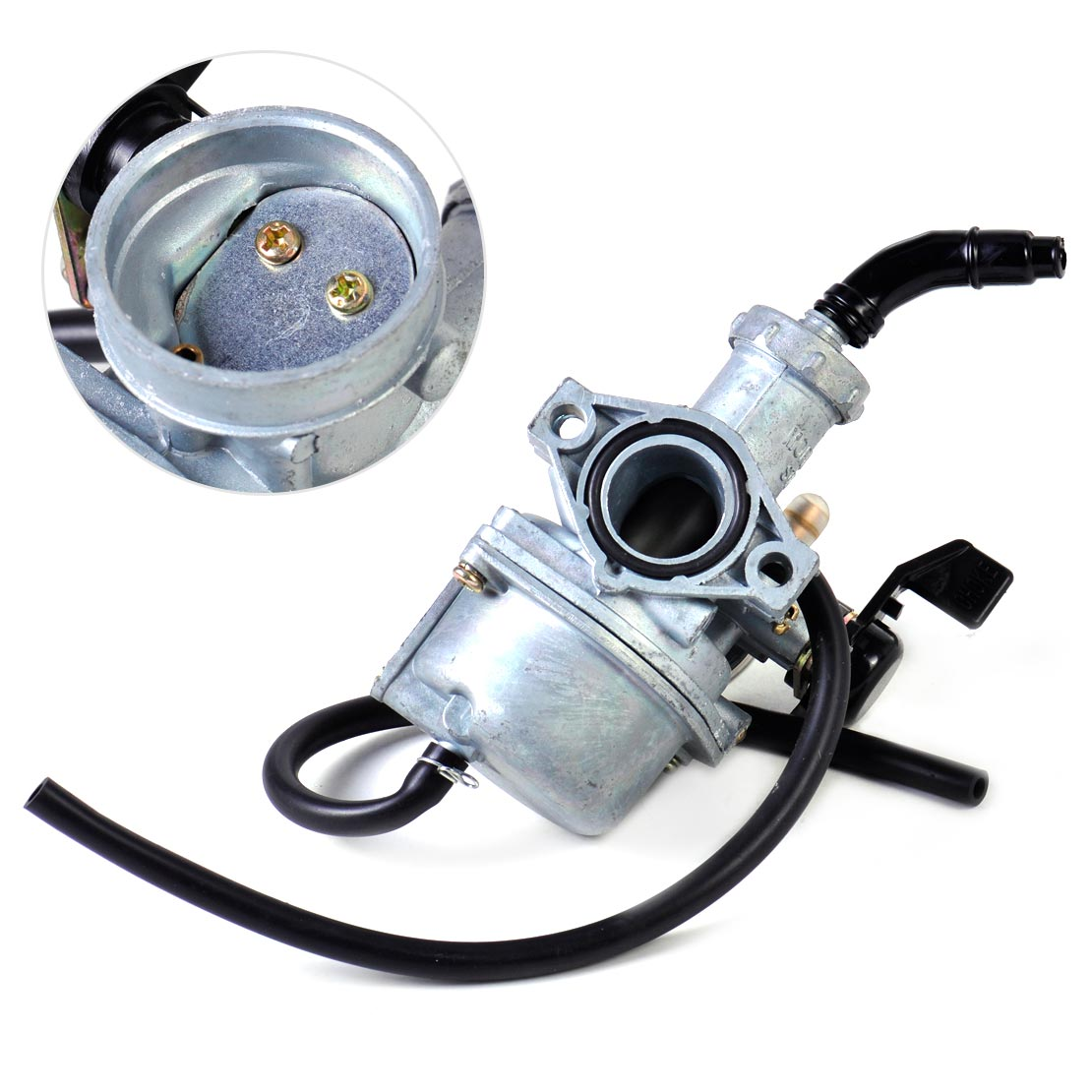 beler 22mm Carburetor PZ22 for 4-stroke ATV Tao Tao Roketa SunL Go-Karts Pit Dirt Bike Go-Karts 110cc 125cc 140cc 150cc engines