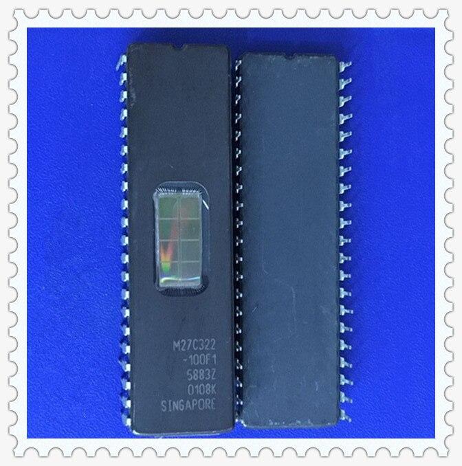 5pcs/lot 27C322 M27C322-100F1 M27C322 CDIP