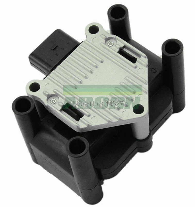New Ignition Coil Pack For Vw Jetta Beetle Golf Audi A4 A3