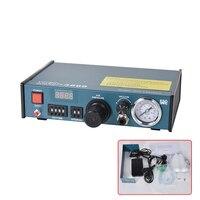 В 220 В Клей Диспенсер машина паяльная паста жидкого клея Автоматическая раздаточная машина управления капельница 0,0001 мл XSD3000