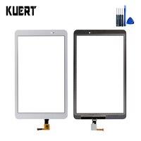 高品質タブレットタッチスクリーンタッチパネルデジタイザガラスhuawei mediapad t1 10 T1-A21Lアクセサリーパーツ