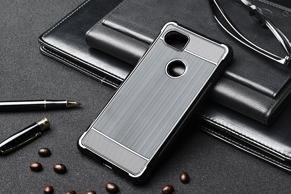 Silicon Case For Anti-Knock Phone Cover For HTC Pixel XL 2 Google Pixel XL2 Cases Soft TPU Cases