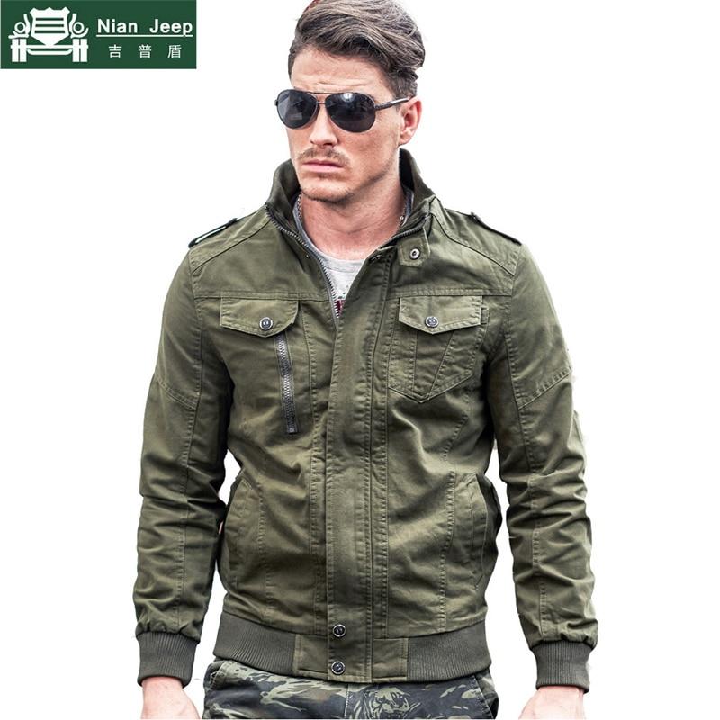 2020 Military Jacket Men Spring Autumn Bomber Jackets Cargo Flight Cotton Mens Jacket Male Plus Size M-6XL jaqueta masculina
