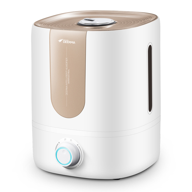 Household Bedroom Large Capacity Mini Air Conditioner Office Aroma  Humidifier