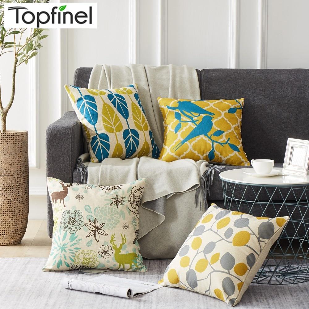 Cuscini Beige Per Divano us $3.49 50% di sconto|decorativo coperte e plaid caso cuscini fodere per  cuscini per divano divano poltrona in cotone e lino stile nordico 45x45