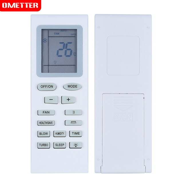 Replacement Remote Control For Gree YBOF New Style Air Conditioner Remote Controller For Gree Air Condition