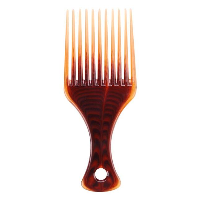 Salon Professional Hair Comb Hair Dyeing Sectioning Highlighting
