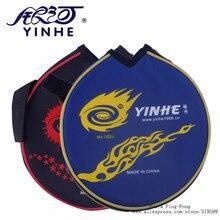 1x Galaxy/Yinhe/SANWEI чехол для настольного тенниса летучая мышь сумка лезвие ракетки полукруглой формы