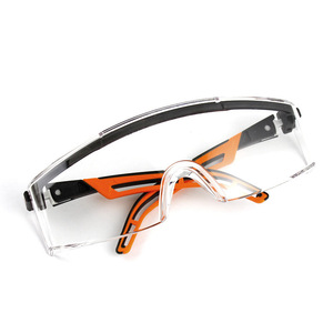Image 2 - UVEX מגן משקפיים בטיחות משקפי מגן שקוף נגד ערפל נגד השפעה Eyewear עבודת רכיבה נגד חול משקפי עין הגנה