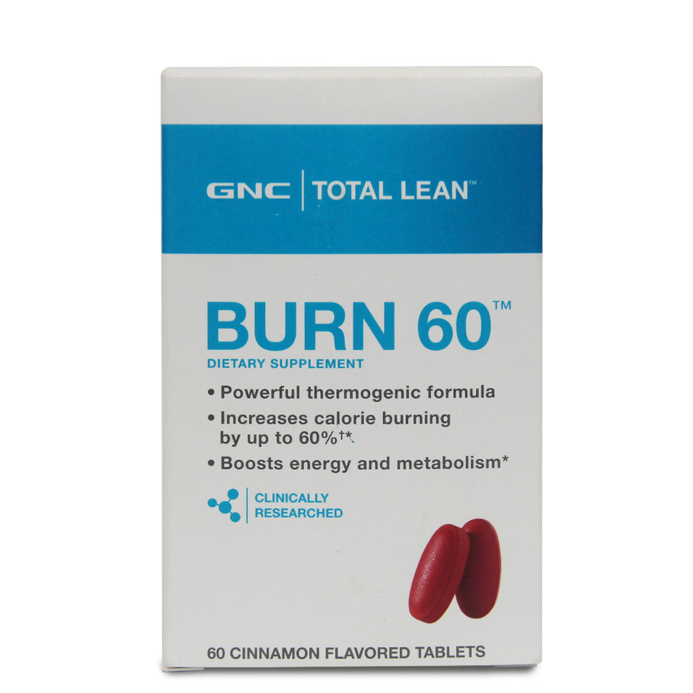 Burn 60 - 60 Pcs Increases Calorie Burning By Up To 60% by health 1220mg 60