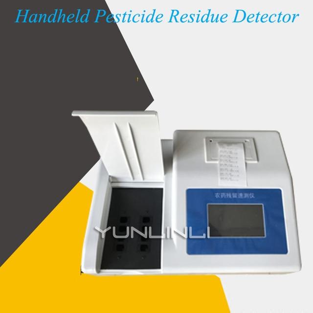 Détecteur de résidus de pesticides tenu dans la main pour la plomberie équipement de détection de pesticides de haute précision pour la DK-8NCY des Fruits et légumes