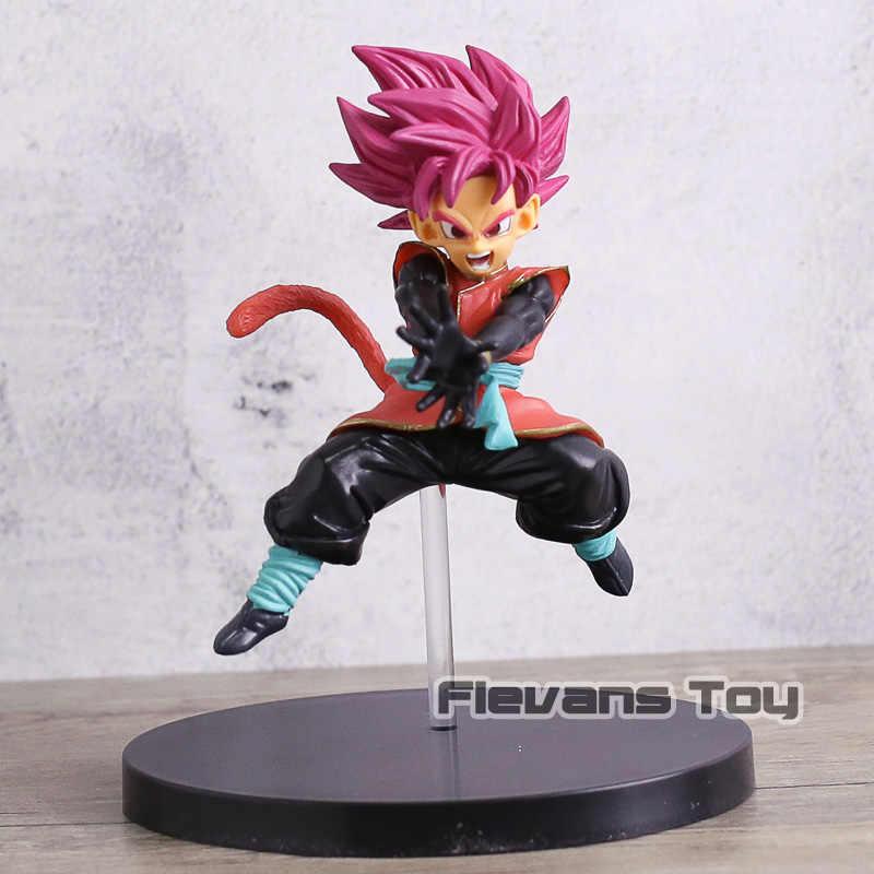 Super Heróis 7th DXF Son Goku De Dragon Ball Xeno/Homens Avatar Saiyan PVC Action Figure Bonecas Brinquedos Brinquedos Figurals
