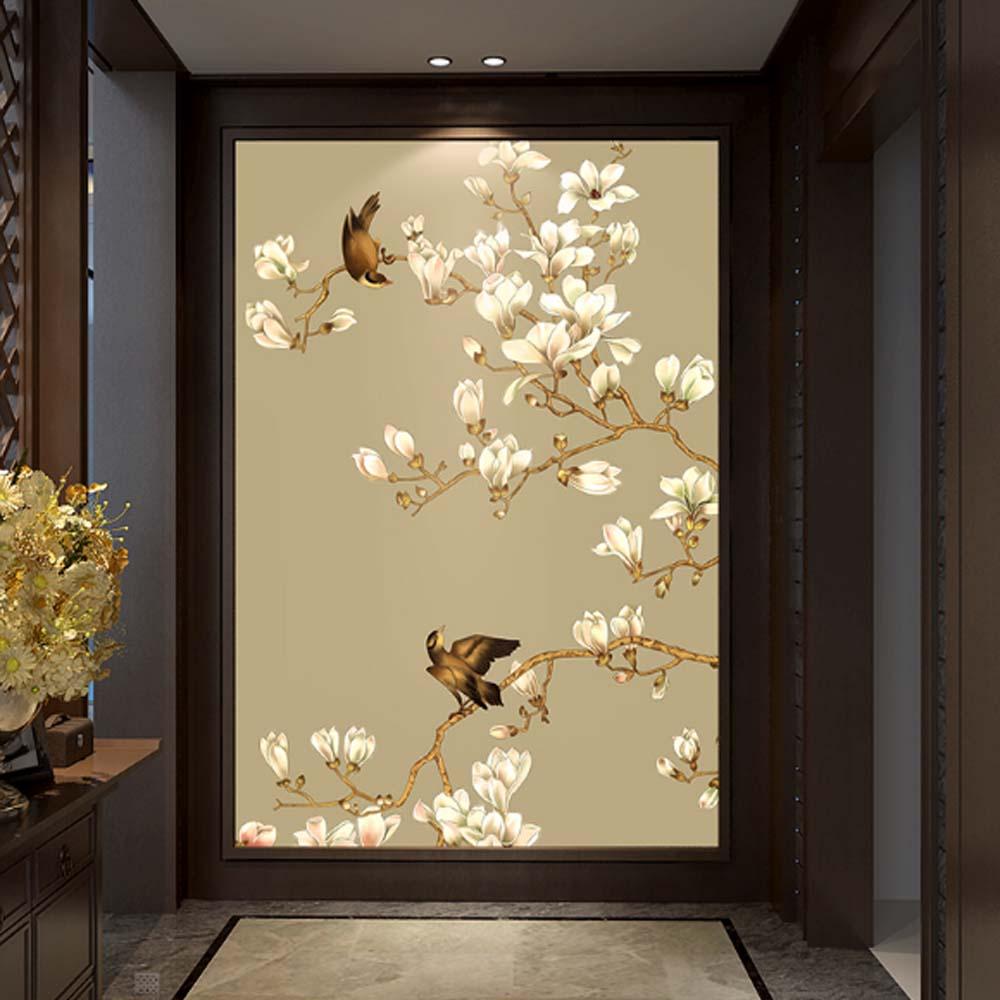 Modern Wallpaper For Living Room Modern Bird Wallpaper Promotion Shop For Promotional Modern Bird