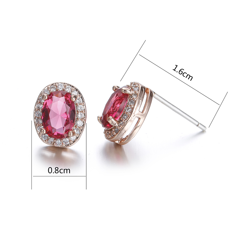 100 925 sterling silver fashion shiny zircon star ladies stud earrings birthday gift women jewelry drop shipping promotion
